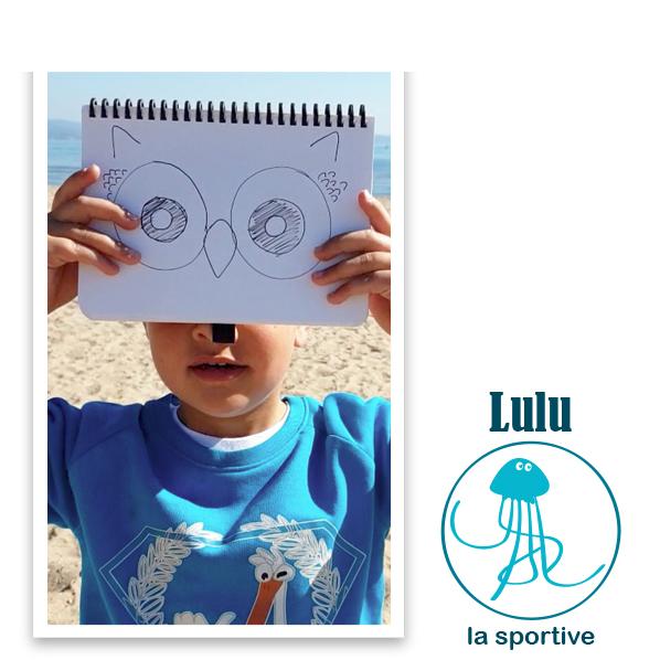 Carnet réutilisable Lulu