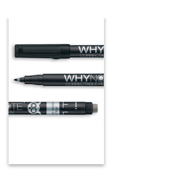 Feutre noir Whynote