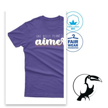 Tee-shirt adulte unisexe